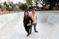 Now you can watch 'Home by Novogratz' couple renovate their Hollywood Hills castle -- on Pinterest  The NYC-based husband-and-wife duo from HGTV's 'Home by Novogratz' have movedwest, and are renovating a Hollywood Hills castle. We asked them to tell us how it's going so far -- and how they're using Pinterest to make it happen:  http://www.latimes.com/home/la-lh-the-novogratz-pinterest-20150602-story.html