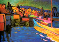 wassily kandinsky paintings - Buscar con Google