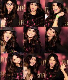 9 fun photos of Selena