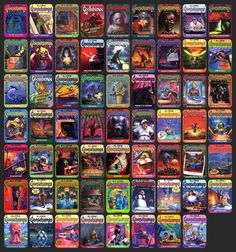 GOOSEBUMPS BOOKS - Yahoo Image Search Results