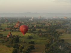 Located on the banks of the Ayeyarwady (Irrawaddy) River, in the Mandalay Region of Burma, lies the ancient city of Bagan. From the 9th to 13th centuries, the city was the capital of the Kingdom of Pagan, and the political, economic and cultural nerve center of the Pagan Empire.