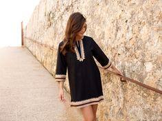 Stunning Xenia tunic from La Mandartne 2015 collection Buy now at www.lamandarine.co.uk