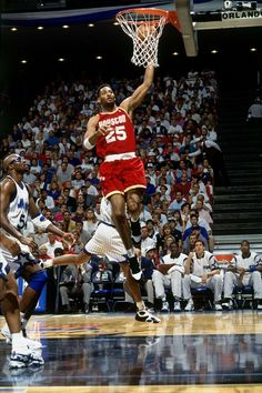 Robert Horry, NBA Finals (1995)
