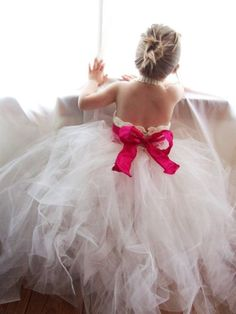 Dress-white tulle :)