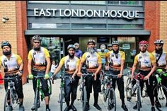KISAH MENARIK HATI: Kisah Jamaah Haji Bersepeda dari London ke Madinah...