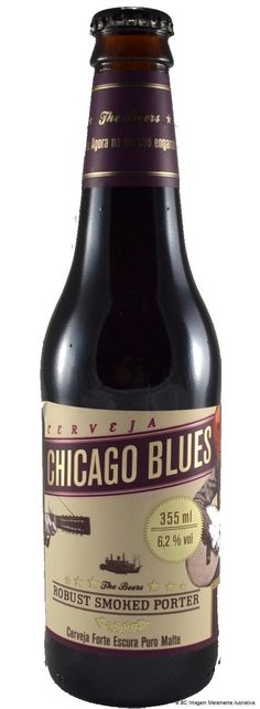 The Beers Chicago Blues 355ml