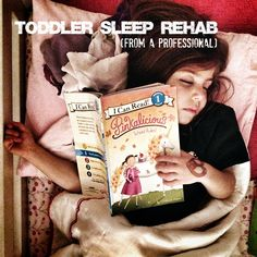 TODDLER SLEEP REHAB: This week my 3yo is undergoing sleep rehab with a professional sleep consultant. Click for the full plan, plus how it differs from what we are currently doing.