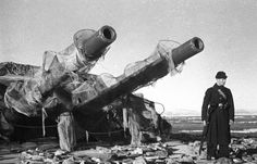 Russian 180mm guns 1942 , pin by Paolo Marzioli