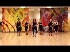 """""""Booty"""" Jennifer Lopez ft. Pitbull - Zumba Choreography"""
