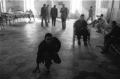 Asylum San Clemente - Raymond Depardon
