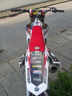 Race OneEleven yz 250 f