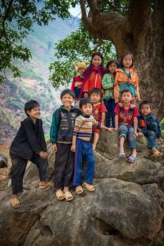 When we were children by Khanh Nguyen on 500px