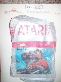 Atari Dig Cartridges Et in Box 8191 | eBay
