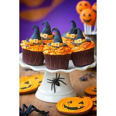 Znalezione obrazy dla zapytania halloween dekoracje do ciast