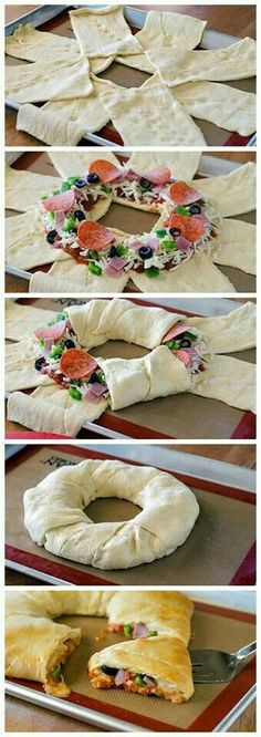 Pizza ring..very nice