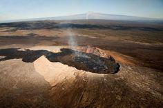 Esto es lo que sucede si pisas lava volcánica - Batanga