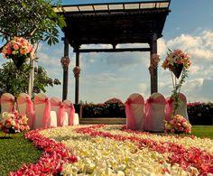 Wedding  / decoración para la iglesia/templo de la boda