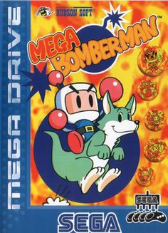 Mega Bomberman for the Sega Mega Drive. Completed February 2nd.