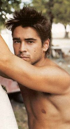 Colin Farrell. Oh my!