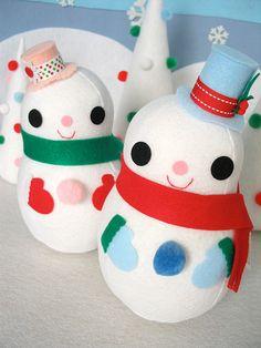 boneco de neve #Natal #christmas