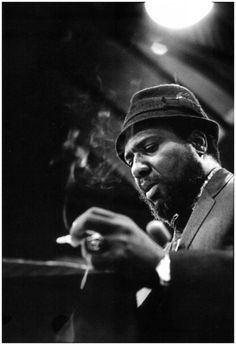 Thelonious Monk Photo by Jim Marshall