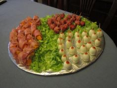 Pasabocas decorados y listos para colocar en la mesa Fiesta Decorations, Ideas Para Fiestas, 21st Birthday, Buffet, Lunch, Baby Shower, Breakfast, Recipes, Bb