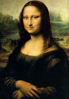 La storia del quadro della Gioconda, Leonardo da Vinci