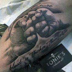 Cool Family Tattoo For Men