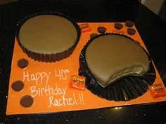 ee0a366acba9 I m not a big Reese s cup fan as far as candy goes but this cake is so  delicious!