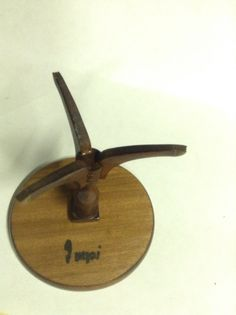 makers mark for Headley Holgate - signed Impi, found on furniture