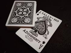 Gamblers.PRO | Игральные карты и карточная механика: Tally-Ho №9
