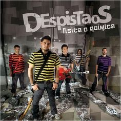 Despistaos: Física o química - (CD Single) 2008.