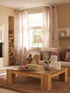 Wohnzimmer im WOHNIDEE-Haus 2010