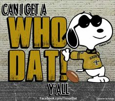 Get paid to blog about the New Orleans Saints…