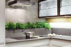 SYKORA - konyhabútorba épített fűszernövény tartó