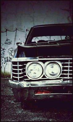Chevrolet Impala 1967, 67 Impala, My Dream Car, Dream Cars, Winchester Supernatural, Chevy Nova, Hot Cars, Classic Cars, Muscle