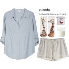 """Breakfast in bed"" by melacorn on Polyvore"