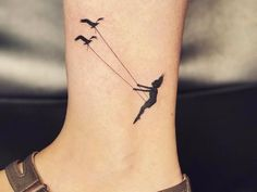 From vast city skylines to tiny paper airplanes, we've rounded up the coolest travel inspired tattoos on the internet.
