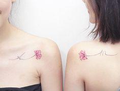Veja tatuagens para fazer com seus amigos