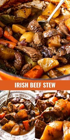The soup and stew season is here! My Irish Beef Stew recipe might use the simplest ingredients in your pantry but produces the most complex flavour and tender, melt-in-your-mouth beef. Would you like to know my secret ingredient?