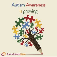 growing up towards their ability through art. #autism #specialneeds #awareness #art