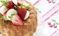 Bizcocho sin gluten al vapor - Recetas Thermomix Tapas, Tiramisu, French Toast, Gluten Free, Pudding, Breakfast, Ethnic Recipes, Desserts, Food