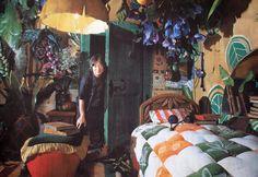 種田陽平 : Yohei Taneda / Production Designer   at Exhibition of 'Arrietty the Borrower × Yohei Taneda'