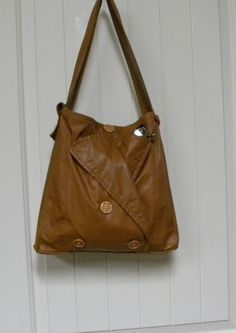 cool leather coat make into purse