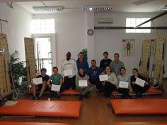 Curso Pilates Springboard Novel I  marzo 2014 FROEM Zaragoza