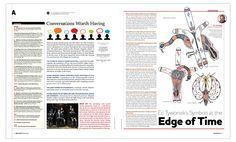 Saint Mary's magazine - Pentagram