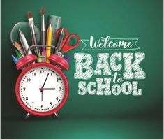 No matter what school looks like for you we hope it is a safe and successful year! Social Media Statistics, Back To School Supplies, School Looks, Back To School Shopping, Orthodontics, Alarm Clock, Coupon Codes, Make It Simple, Banner