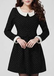 Image result for polka dotted formals women