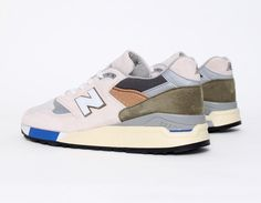 #NewBalance 998 C-Note  CNCPTS Made in USA #Sneakers