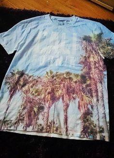 Kup mój przedmiot na #vintedpl http://www.vinted.pl/damska-odziez/koszulki-z-krotkim-rekawem-t-shirty/12071450-george-t-shirt-palmy-blogerski